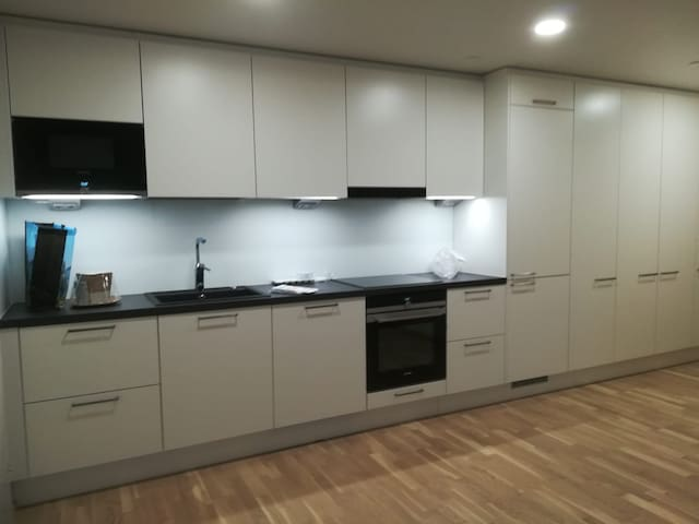 Penthouse with terrace at Tripla Pasila