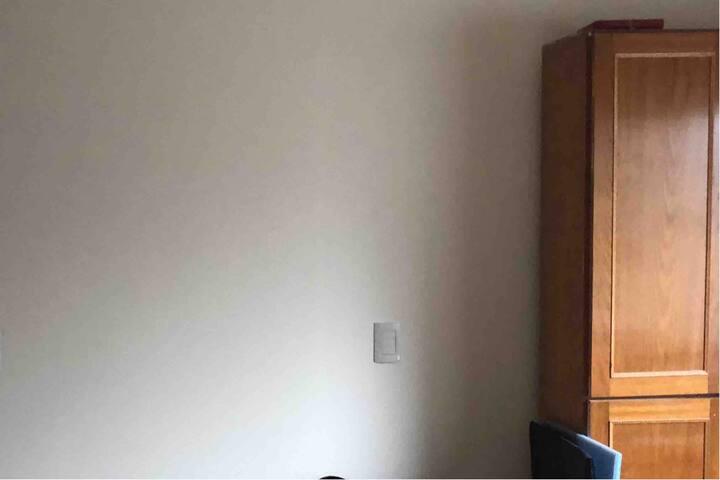 Dormitorio para 1 persona en Villa Maria