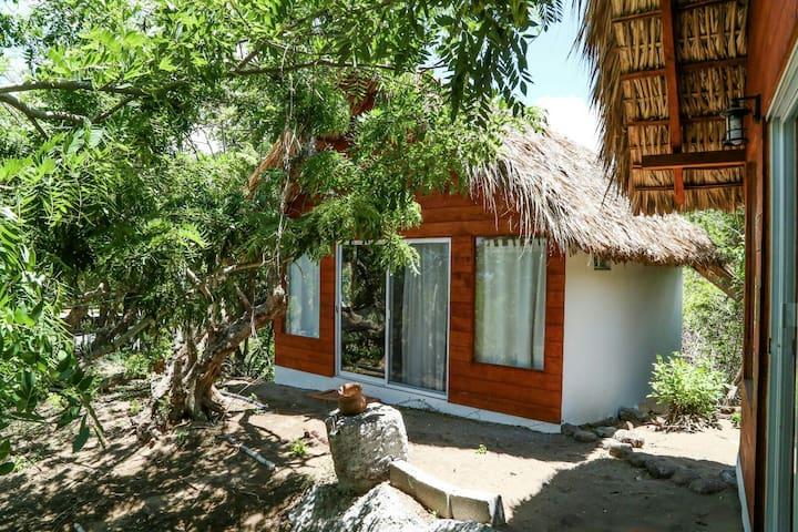Cabaña frente al mar Paraíso de La Mancha 1 Veracr