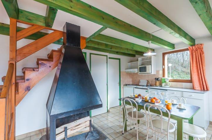 Chalet Confortable dans les Pyrénées   Sauna + Espace Bien-Etre