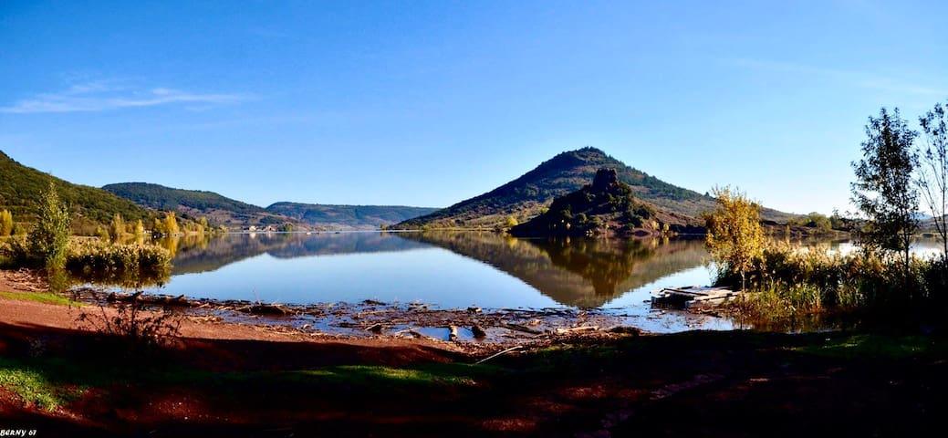 Havre de paix à quelques pas du lac du Salagou