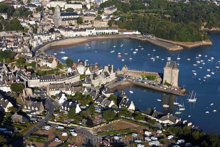 Appartement au coeur de Saint-Malo à St-Servan