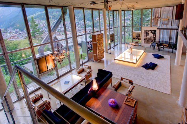 Heinz Julen Loft Zermatt - Mountain Exposure AG