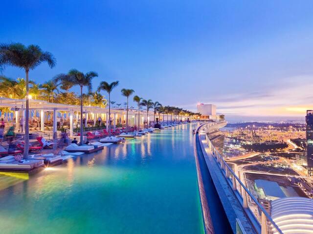 1BR Romantic Night @Marina Bay Sands