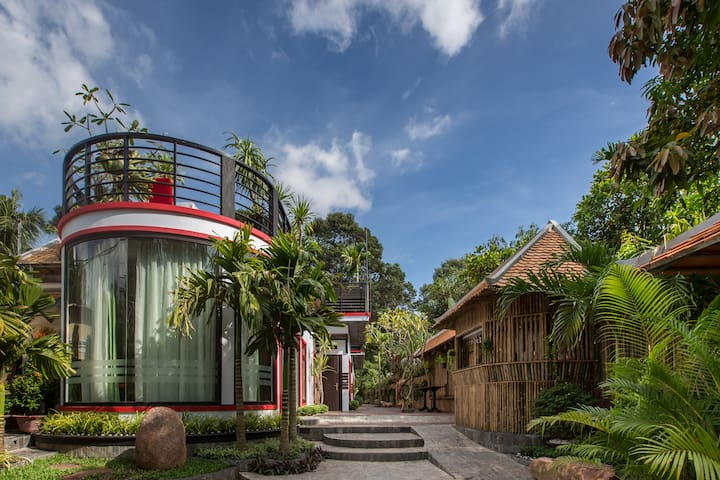 One Bedroom Villa - Private Pool - Free Minibar
