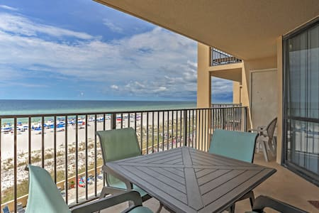 Delightful 2BR Orange Beach Condo - Орандж-Бич