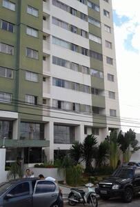 Apto 2 quartos em ótima localização - Goiânia  - Lejlighed