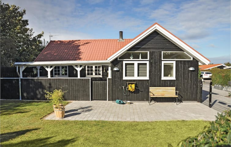 Holiday cottage with 3 bedrooms on 80m² in Nyborg