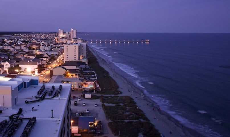 Wyndham Towers on the Grove Studio Ocean View (2) - North Myrtle Beach - Timeshare