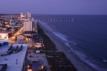 Wyndham Towers on the Grove Studio Ocean View (2) - North Myrtle Beach - Multipropietat (timeshare)