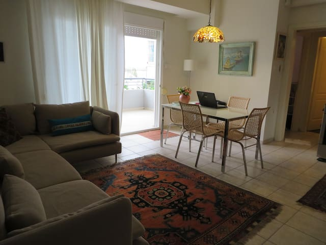 Cozy apart. in Volos 1.5 Km from the city center.