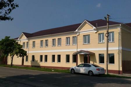 Отель АтмосферА, одноместный номер кат. стандарт - Ostrogozhsk