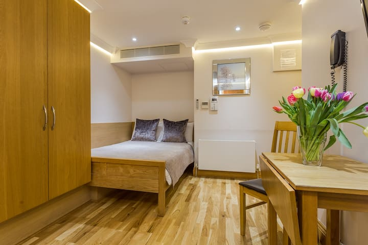 Cosy studio apartment in Russell Square