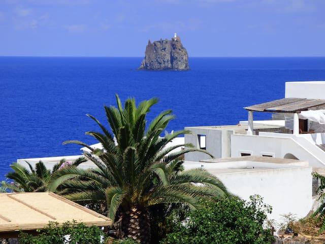 Antica dimora eoliana - Casa Aldebaran - Stromboli - Stromboli - House