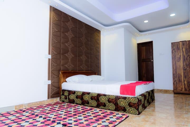Cozy Hotel type Double Rooms