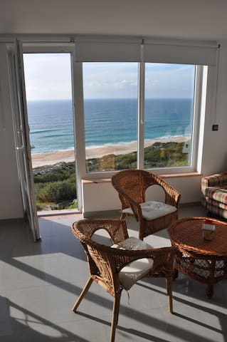 Peaceful Ocean House AP2 - Pataias - Apartemen