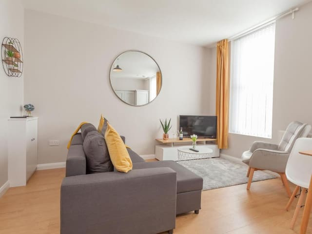 City North Apartment 1,   *5 minutes from Centre*