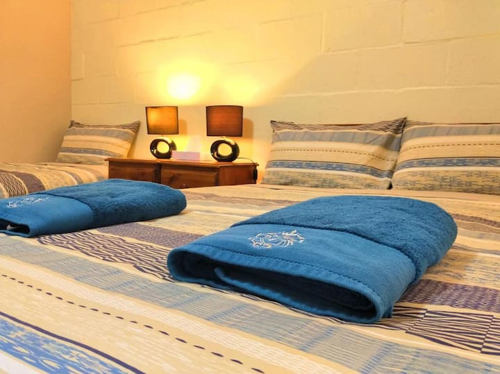 Twelve Apostles Motel Twin Beds Non-pet Friendly
