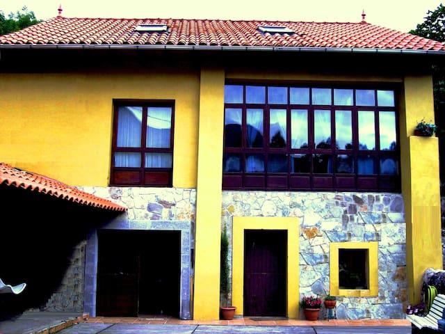 El Picu - Ribadesella - Dům