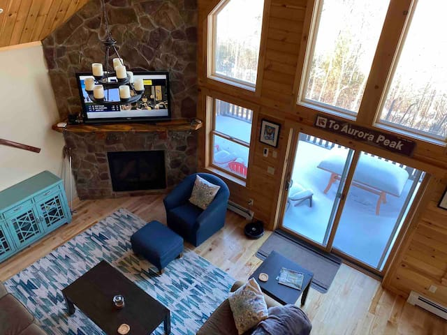 Beautiful home just 5 minutes to Sunday River!