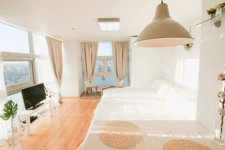 ★New house★1min from Hongdae/Portable wifi - Mapo-gu - Appartement