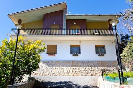 Villa panoramica sopra Palermo 1 - Villa