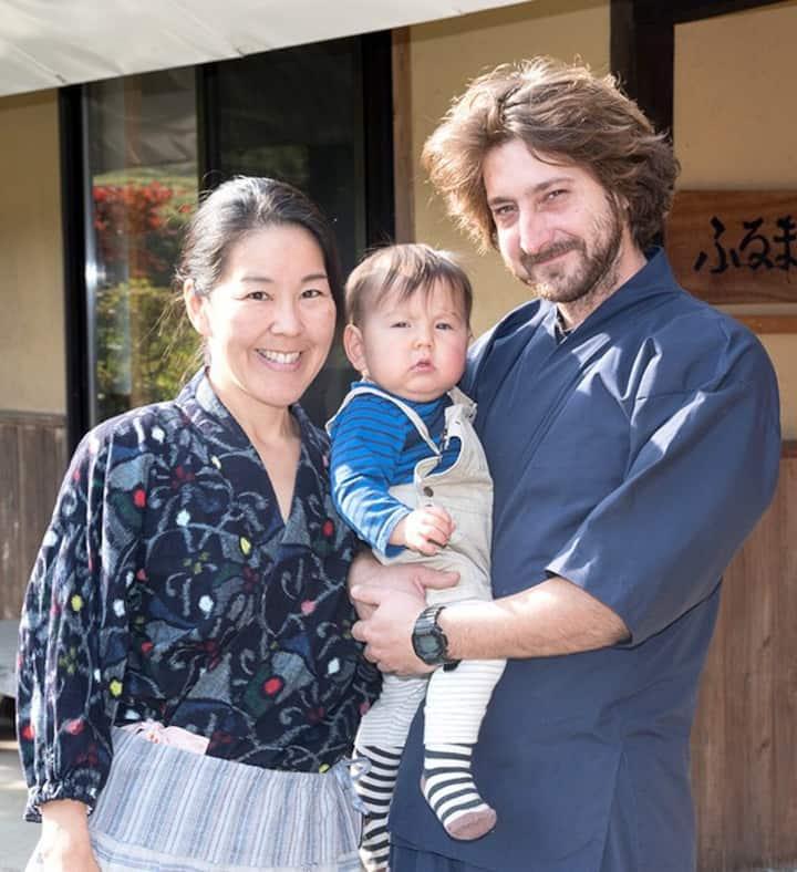 Furumaya : Farm stay in deep Kyoto