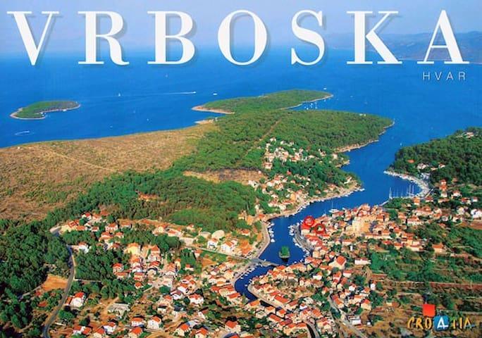 Deluxe Apartment Vrboska - Vrboska - Huoneisto
