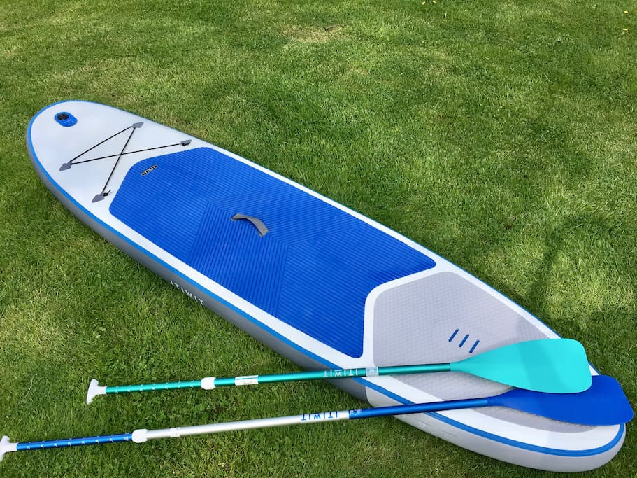Stand-Up-Paddleboard...