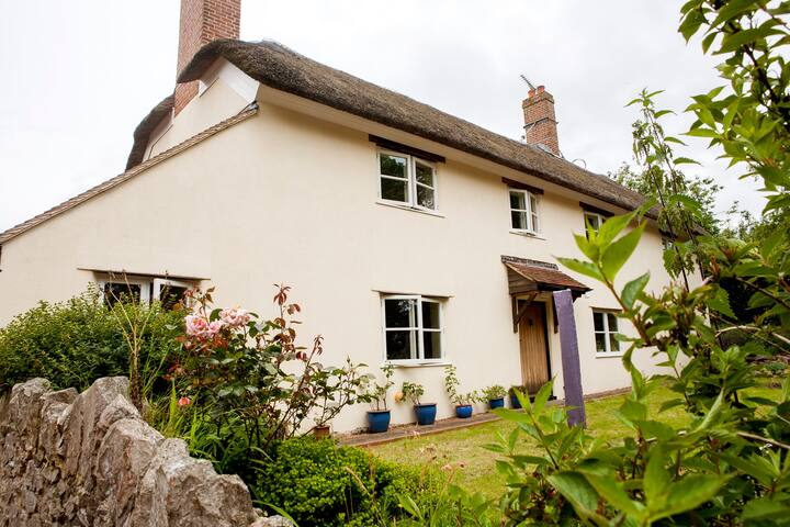 Beautiful Thatched Farmhouse Cottage, East Devon - Devon