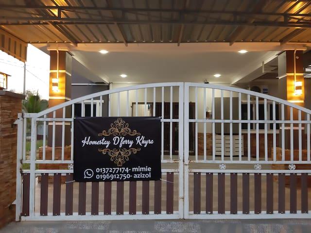 Homestay Paling Popular Jerantut