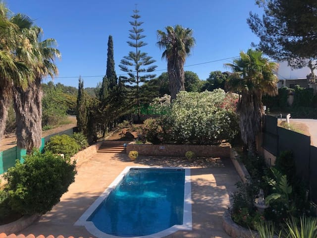 Can Cariño - Ibiza rural villa