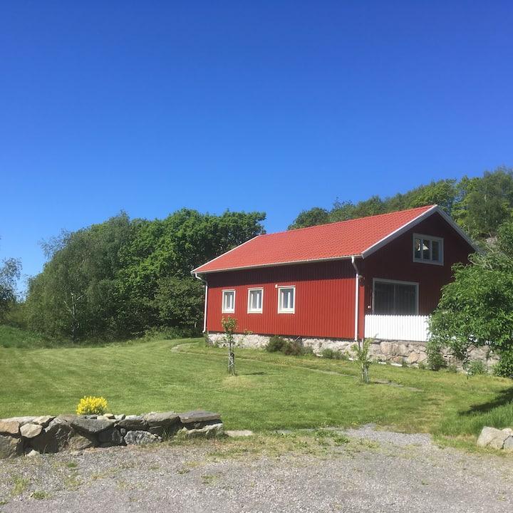 Charmigt hus på Instön/Marstrand