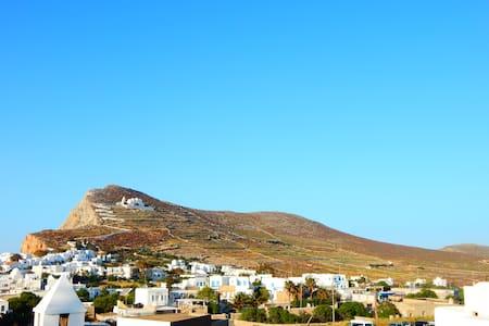Folegandros,Aegeo Apartment - Φολέγανδρος