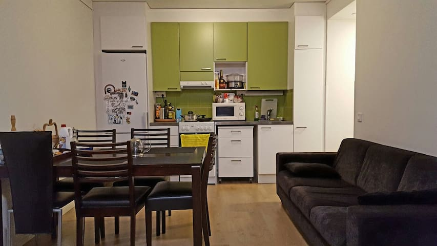 Cozy 2room apartment 5mins from the city center