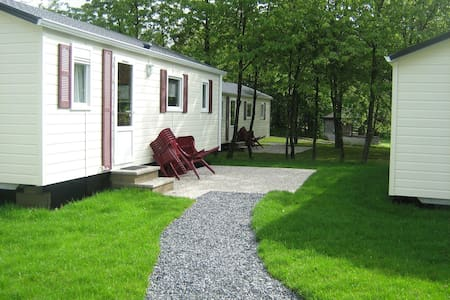 Comfortable mobile home F with 2 sleeping rooms - Heiderscheid - Apartment