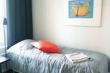 Yhden hengen makuuhuone