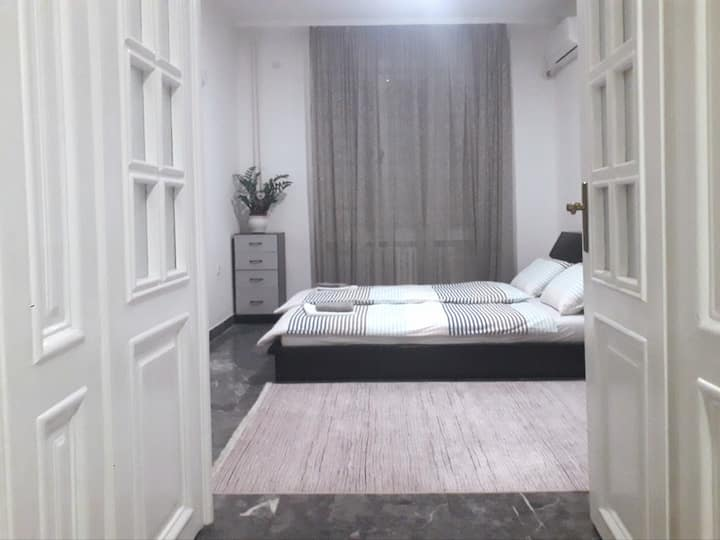 // Modern apartment in the pedestrian zone //