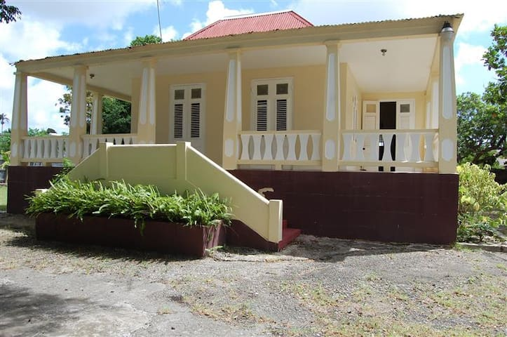 complete plantation style home - barbados cariibbean - House