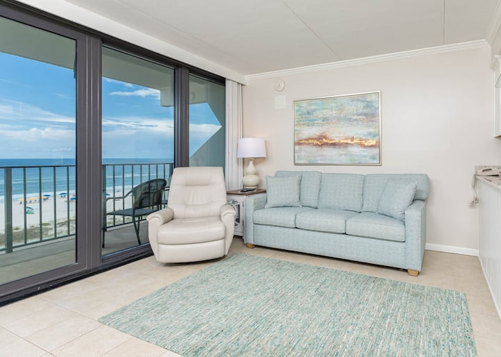 Gulf Front 1 Bedroom - Island Winds East 406
