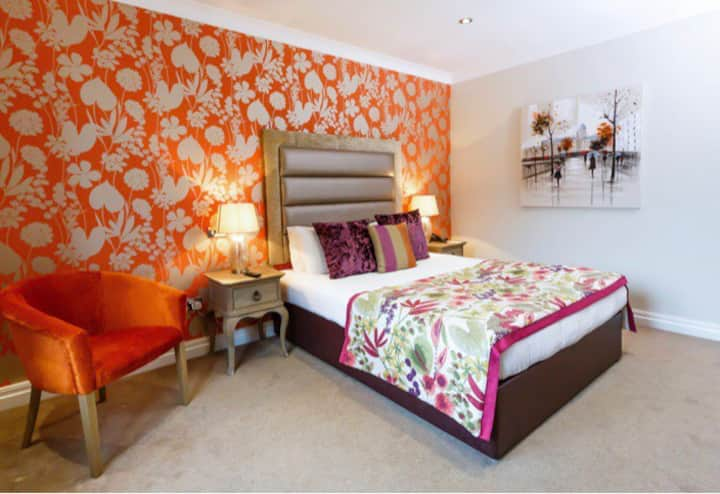 West Tower Coach House Bedrooms