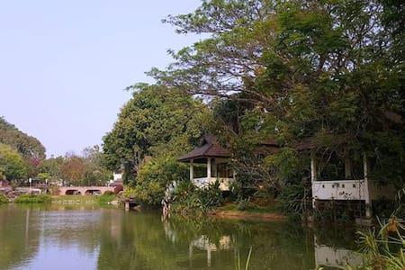 Villa with Lake View at Chiang Mai! - Tambon Rim Nuea