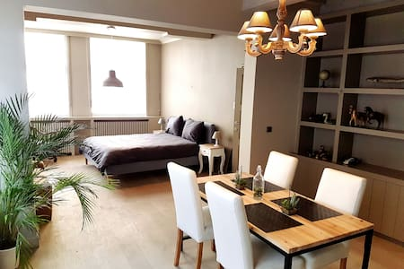 Luxurious apartment on top location - 布鲁日 - 公寓