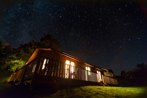 Angely at Torbeg Country Lodges