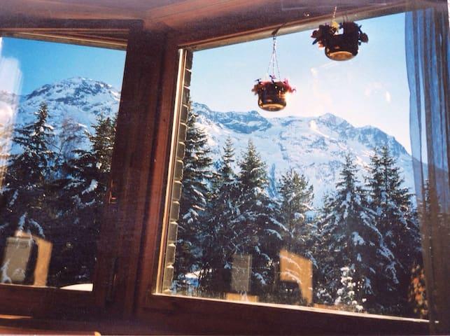Studio nahe See und Zentrum - Sankt Moritz - Appartement