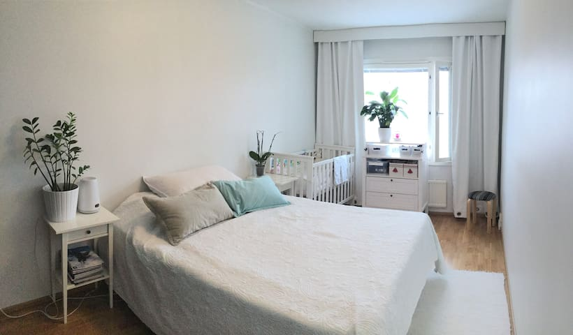 Lovely family apartment with a sea view