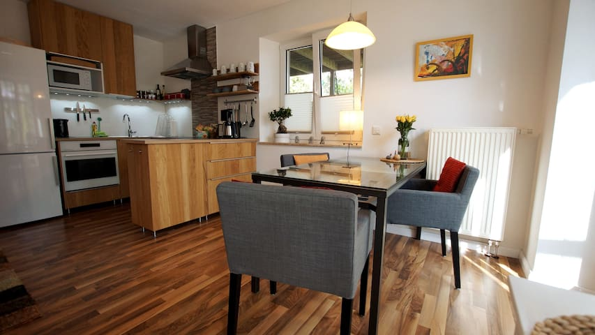 Modern 50m² apartment in Zirndorf, near Nuremberg