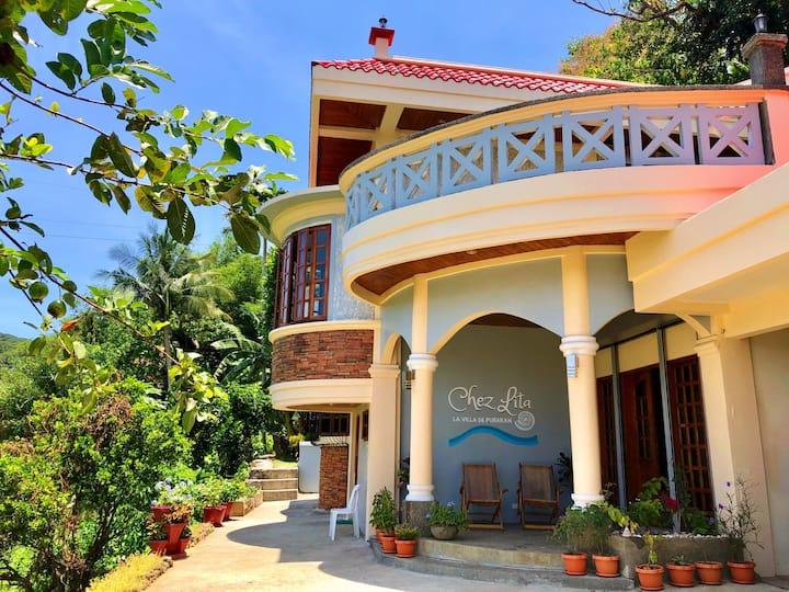 Chez Lita - La Villa de Puraran