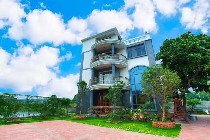 惠州市罗浮山清沁园别墅