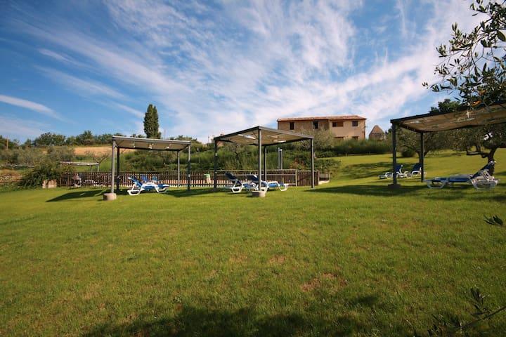 Appartamento Bilocale con piscina - Assisi - Wohnung